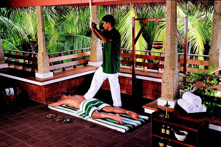 Ножной массаж издавна